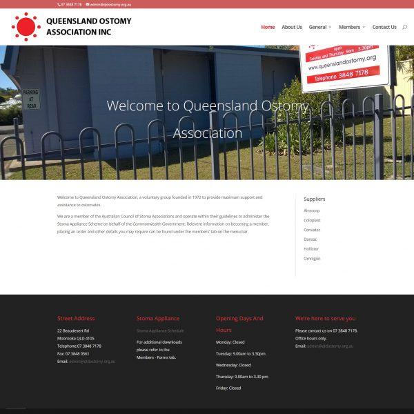 Queensland Ostomy Association